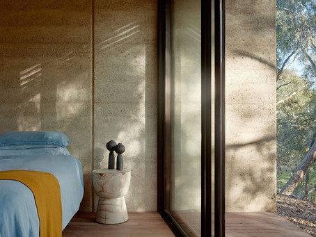 Sustainable Materials // Rammed Earth