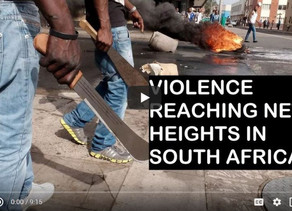 """[2018 Video] Our response to the """"VIOLENCE IS REACHING NEW HEIGHTS in South Africa!"""" Video"""