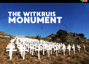 Q: What is that place with all the white crosses?