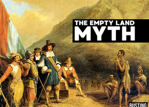 Q: Was the land empty when white settlers came to South Africa?