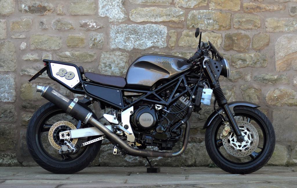 "Yamaha TRX 850 - ""The Liberator"""
