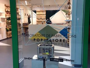 AV.lab Pop Up Store