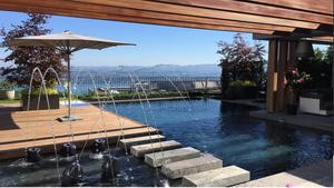 Award-winning pools powered by Loxone Untitled