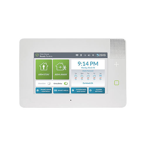 2GIG GC3e Security System Panel