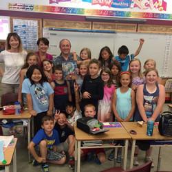 Mrs. Burnham's 3rd Grade