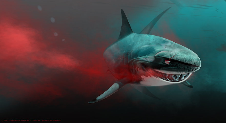 © 2017 Rob Nason and Lake Region Productions LLC. All Rights Reserved.  No part of this publication may be reproduced without the written permission of the author except as provided by USA copyright law. BEWARE OF SHARK!