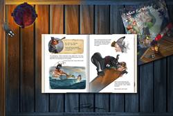Dock sider book - Rainbow