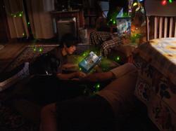 Nick, Tatum, Cody and Rob