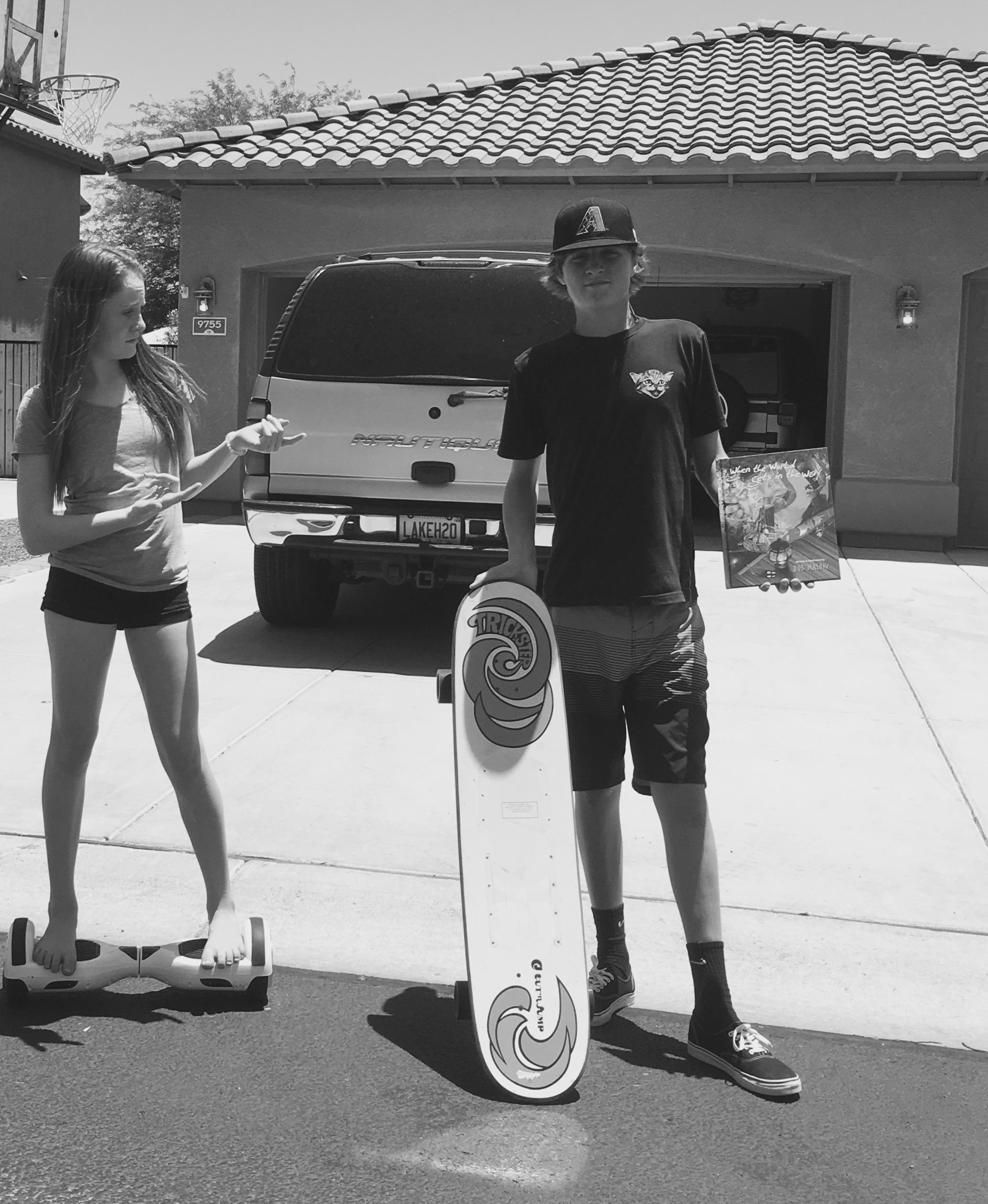 Maddy&Mason