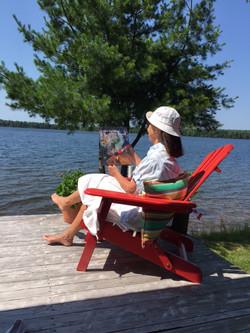 Mum Adirondack Chair