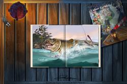 Dock sider book - I Must Ski
