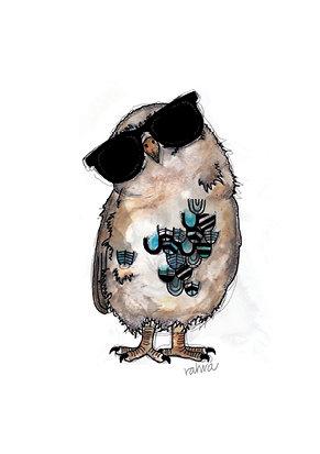 Rahra : Blues Owl