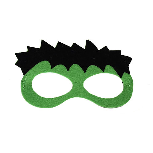 Superhero Mask - The Hulk
