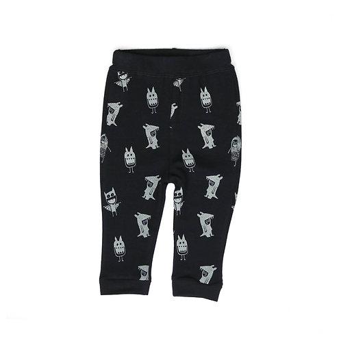 Moster Pants - Black