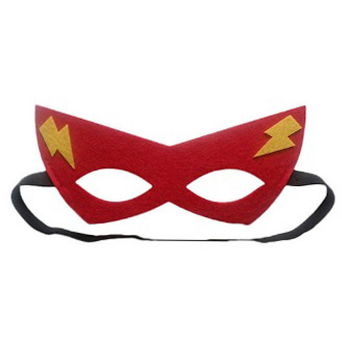 Superhero Mask - The Flash