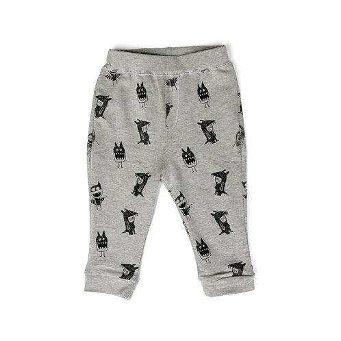 Monster Pants - Grey