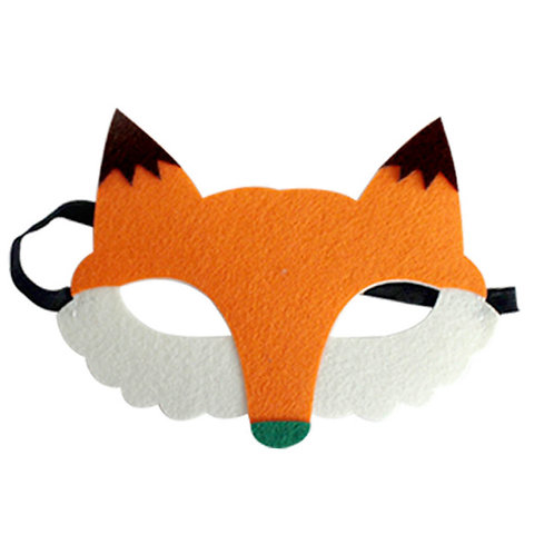 Animal Mask - Fox