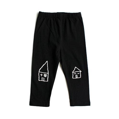 House 3/4 Leggings [Size 2&3 left]