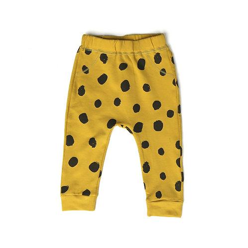 Spot Pants - Yellow