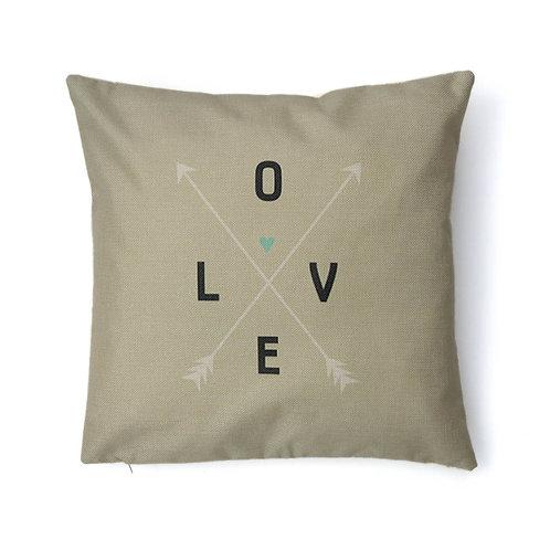 'L O V E' Cushion
