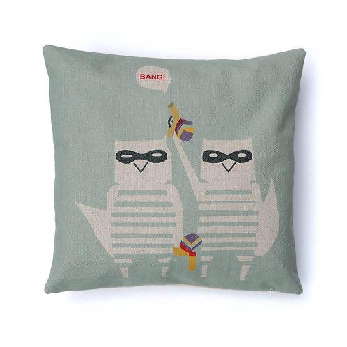 'BANG BANG' Cushion