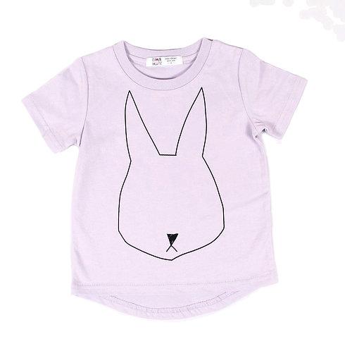 Violet Rabbit Tee