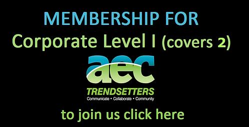 Corporate Level 1 Membership