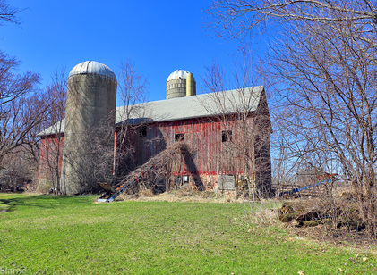Old Barn and Afternoon Hike