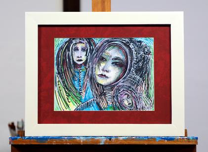 Framed Drawings