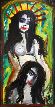Changes - Painting by Ella Blame