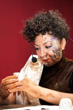 Performance still - Yee-Alina (Oh Dear), 2010, Performance
