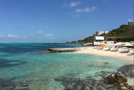 Sotavento Isla beach club snorkeling