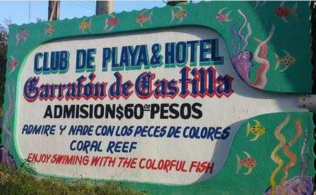 Garrafon de Castilla beach club