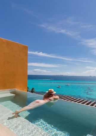 Sotavento Isla D6 Rooftop Swimming Pool