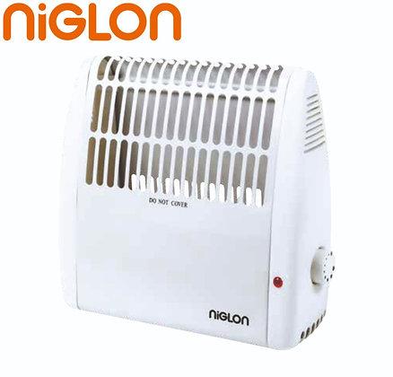 Niglon NFH400 400W Convector Heater c/w Thermostat