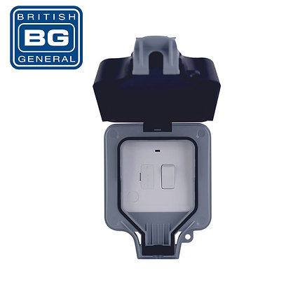 BG WP53 Switched Fused Connection Unit IP66