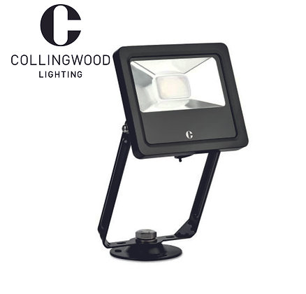 Collingwood 10W Colour Switchable LED Floodlight IP65