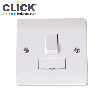 Click Scolmore CMA651 13A DP Switched Fused Spur