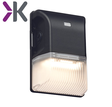 Knightsbridge 230V IP65 15W CCT Wall Pack Complete with Photocell