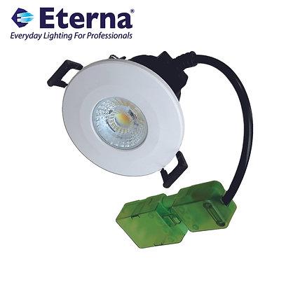Eterna IFIRE 8W IP65 CCT Downlight White