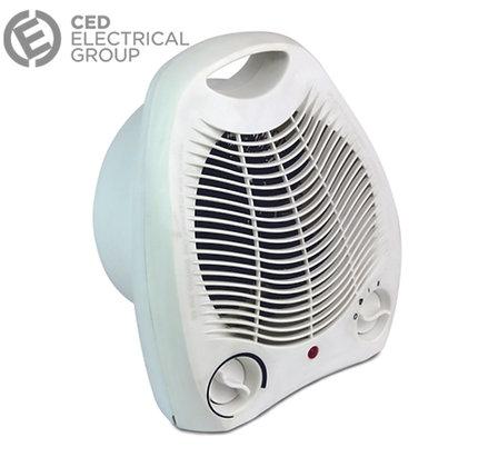 CED AirMaster UFG2T Upright Fan Heater