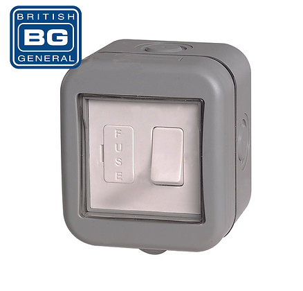 BG WPB50 Switched Fused Connection Unit IP55