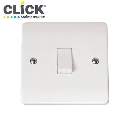 Click Scolmore CMA622  20A DP Switch