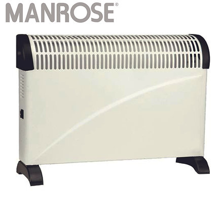 Manrose HCONH 2KW Convector Heater