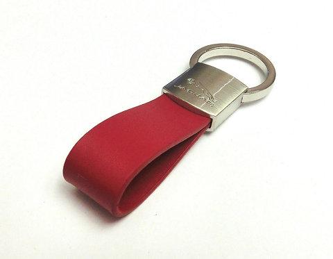Jaguar Schlüsselanhänger (rot)