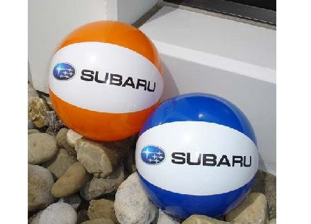 Subaru Wasserballon (orange)