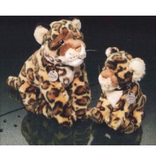 Jaguar Plüsch Katze