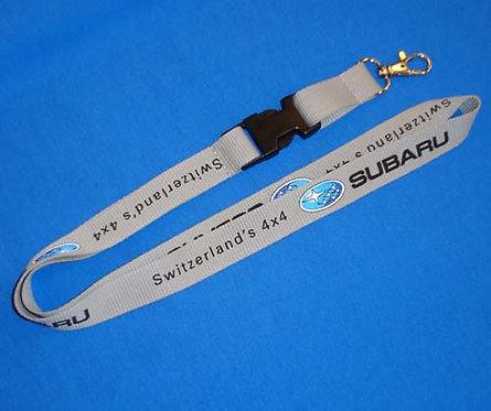 Subaru Lanyard