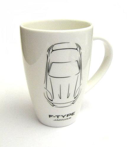 Jaguar F-Type Tasse