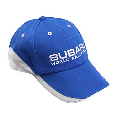 Subaru World Rally Team Cap